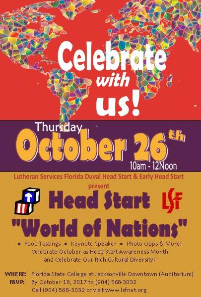 Head Start World of Nations