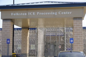 ICE detention center